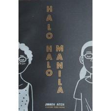 哈囉哈囉馬尼拉 - 英文riso版